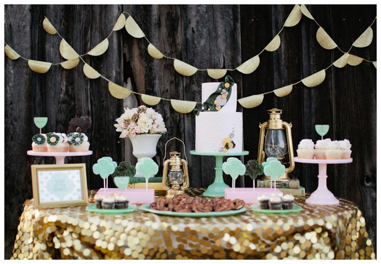 Hen Party At Home Ideas: Brilliant Bridal Shower Hen Party Theme Idea