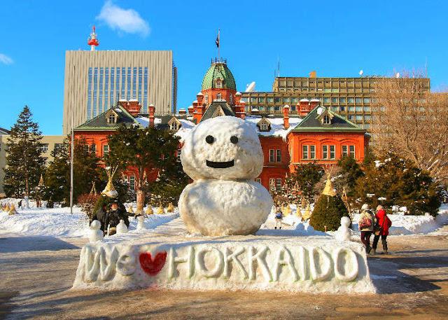 Hokkaido with kids