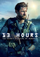 13 Hours: The Secret Soldiers of Benghazi 2016 Dual Audio Hindi 720p BluRay