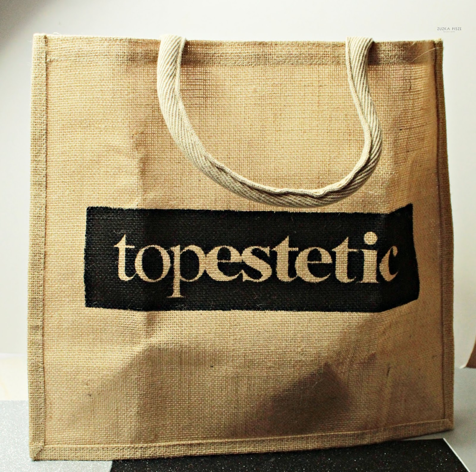 torba jutowa topestetic