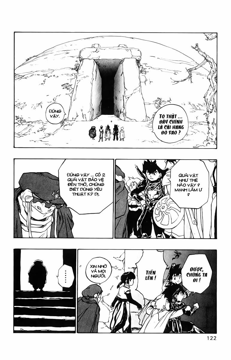 Dragon Quest: Emblem of Roto chapter 40 trang 27