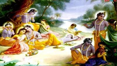 श्री कृष्ण की पत्नियों के नाम क्या थे