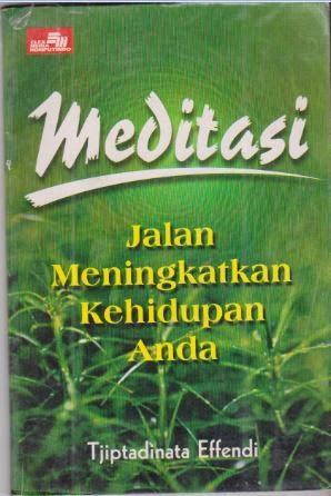 Buku motivasi dan pengembangan diri, meditasi