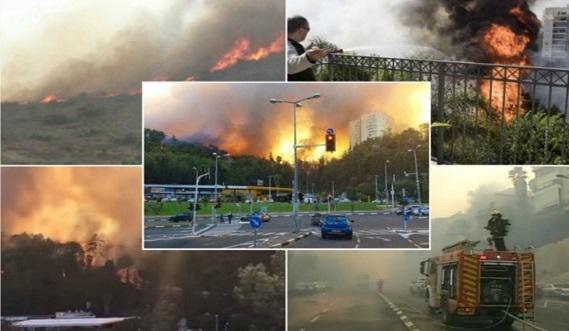 Akhirnya Selepas Beberapa Hari Api Marak Di Israel Dapat Dikawal.. Namun Jumlah Mangsa Dan Kemusnahan Israel Sangat Mengejutkan! Lihat Gambar Terkini Di Israel.. Tak Sanggup Nak Tengok..