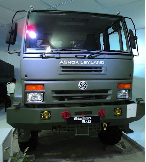 truck manufacturing ashok leyland