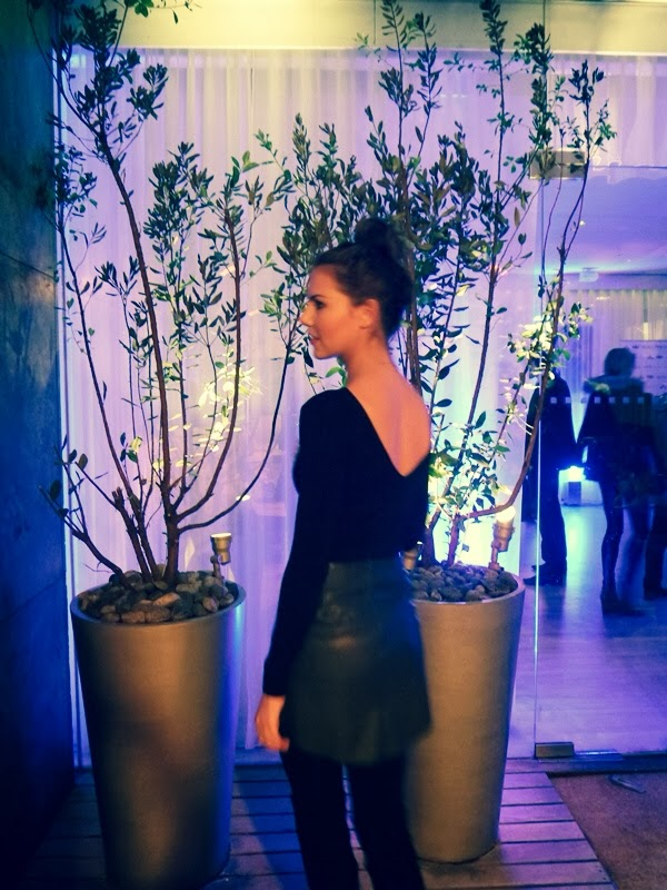 PPQ London Fashion Week afterparty at the Sanderson hotel
