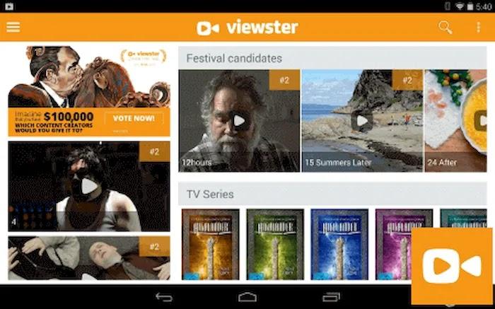 Best Movie Watching Apps Viewster