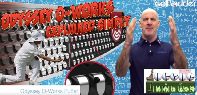Odyssey O Works Putter Explained