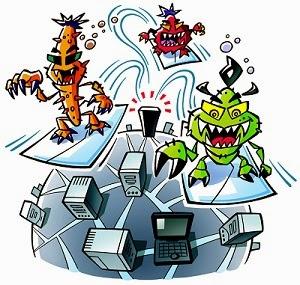 Pengertian Virus Komputer Disertai Jenis Virusnya