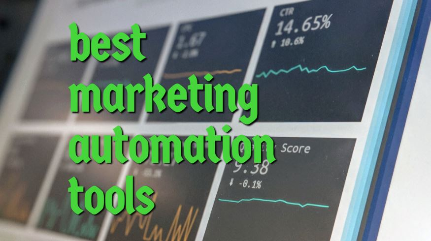 best marketing automation software and tools