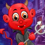 Play Games4King Devil Escape