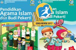 Buku Pendidikan Agama Kurikulum 2013 Revisi Kelas 2 Dan 5
