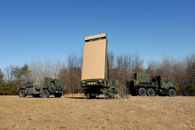Radar đa nhiệm AN/TPS-80 (G/ATOR)