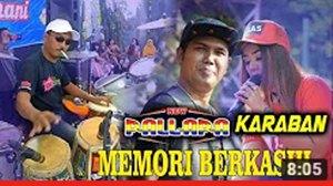 lagu Memori Berkasih Versi Dangdut Koplo New Pallapa