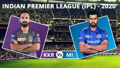 IPL 2020 KKR बनाम MI: रोहित शर्मा केकेआर के खिलाफ शीर्ष स्कोरर बने