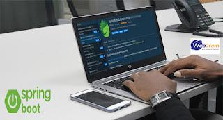 Afrique, Sénégal, Dakar, WEBGRAM, ingénierie logicielle, programmation, développement web, application, informatique : Le Framework Spring Boot