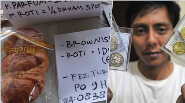 Transaksi Pakai Dinar dan Dirham untuk Cegah Riba Bisa Berujung Penjara