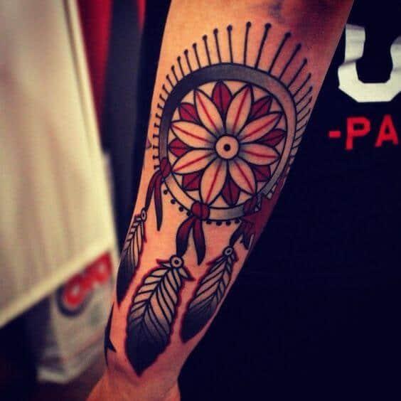 beautiful tattoo models