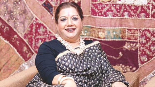 Coronavirus-infected actress Kabari has been taken to Life Support