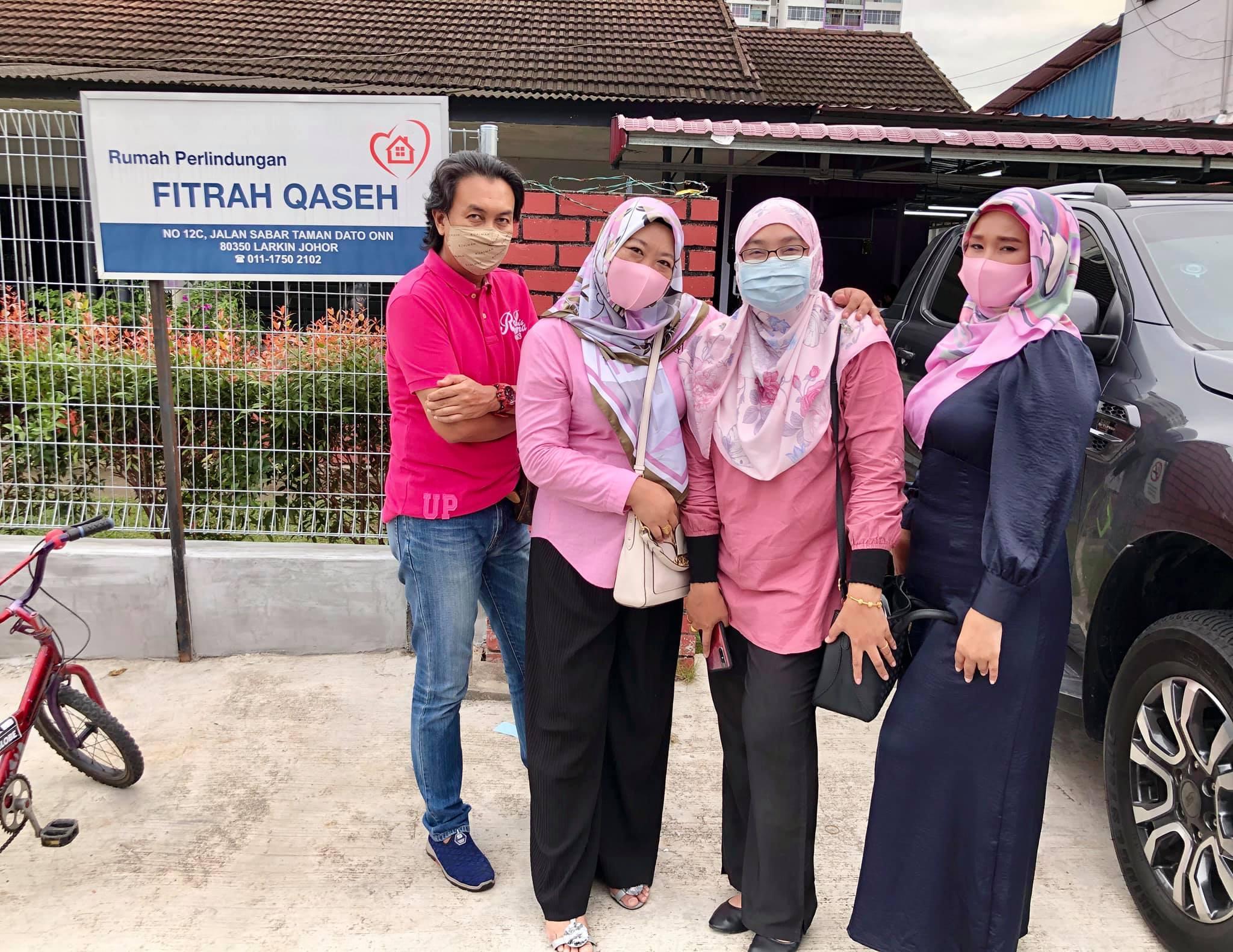 Program CSR 2020 JDT Blogger Ke Rumah Perlindungan Fitrah Qaseh