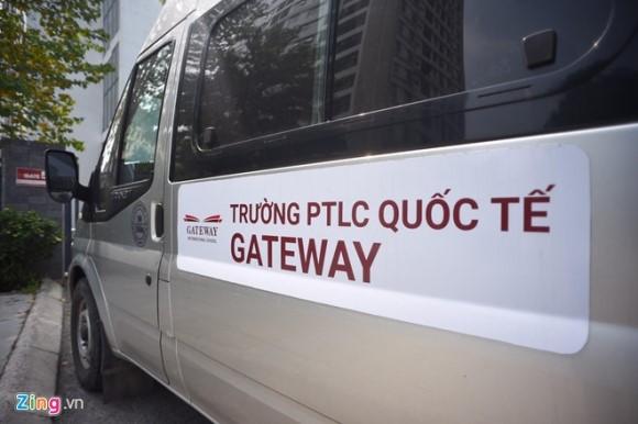 Ôtô chở bé trai trường Gateway tử vong là xe hoạt động không phép