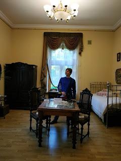 Ворзель, уваровський дім