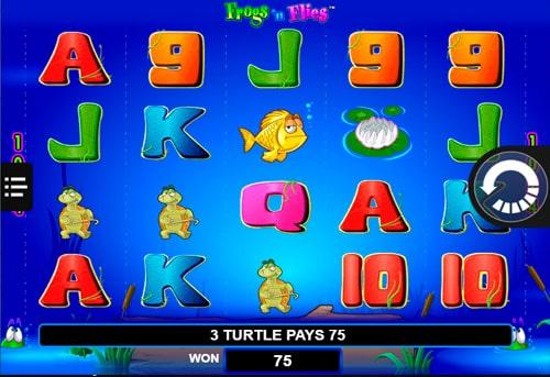 Онлайн казино пробная игра