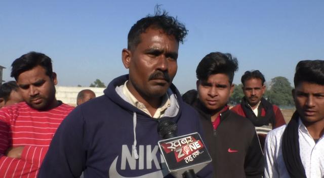 People of Ward 16 of Bakshi Ka Talab demand culvert