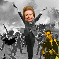 Nixon Clash Joe Strummer Umberto D Margret Thatcher