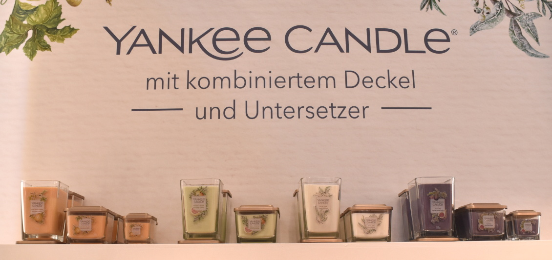 Yankee Candle - Elevation Collection - Neue Düfte 2019