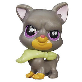 Littlest Pet Shop Pet Pawsabilities Bowzer Newton (#3900) Pet
