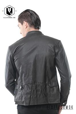 blazer cowok blazercowok.com jaket korean jas pria sk109 b
