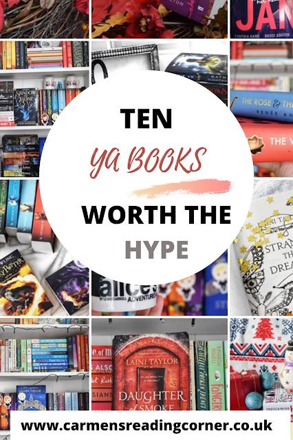 Popular YA Books
