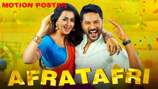 Afra Tafri 2019 Hindi Dubbed 850MB HDRip 720p