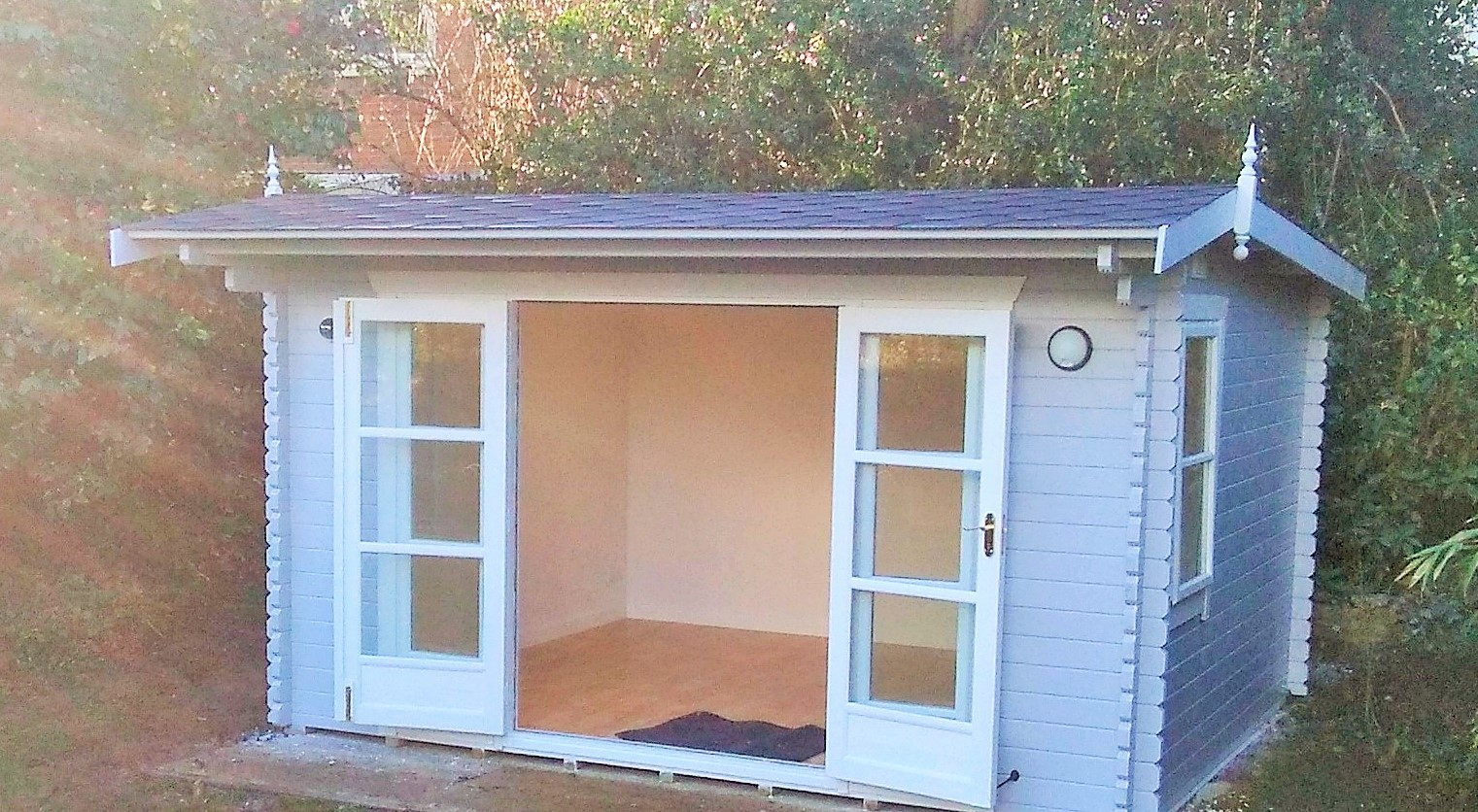 Southwick 39 S Garden Offices Fully Insulated Studio