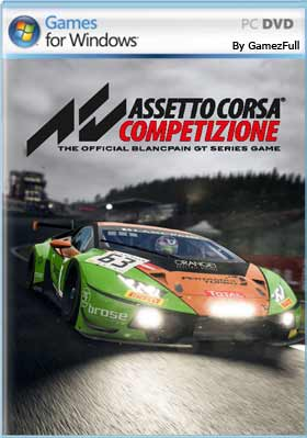Assetto Corsa Competizione PC [Full] Español [MEGA]