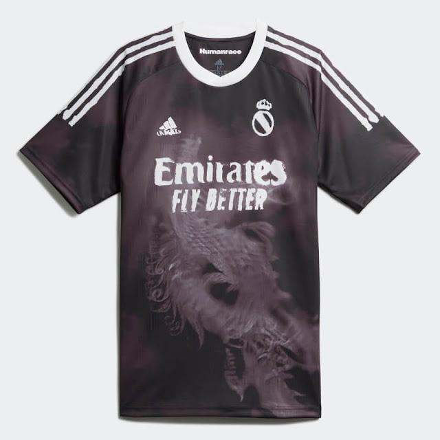 Adidas Real Madrid Humanracce Jersey