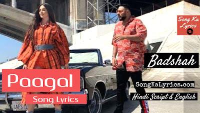 paagal-lyrics-badshah