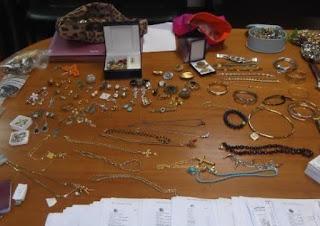 Εξαρθρώθηκε πολυμελής εγκληματική οργάνωση που διέπραττε ληστείες και διαρρήξεις σε οικίες σε διάφορες περιοχές της Αττικής