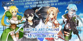 DOWNLOAD SWORD ART ONLINE:Memory Defrag v1.16.1 Mod NA EU ASIA Server