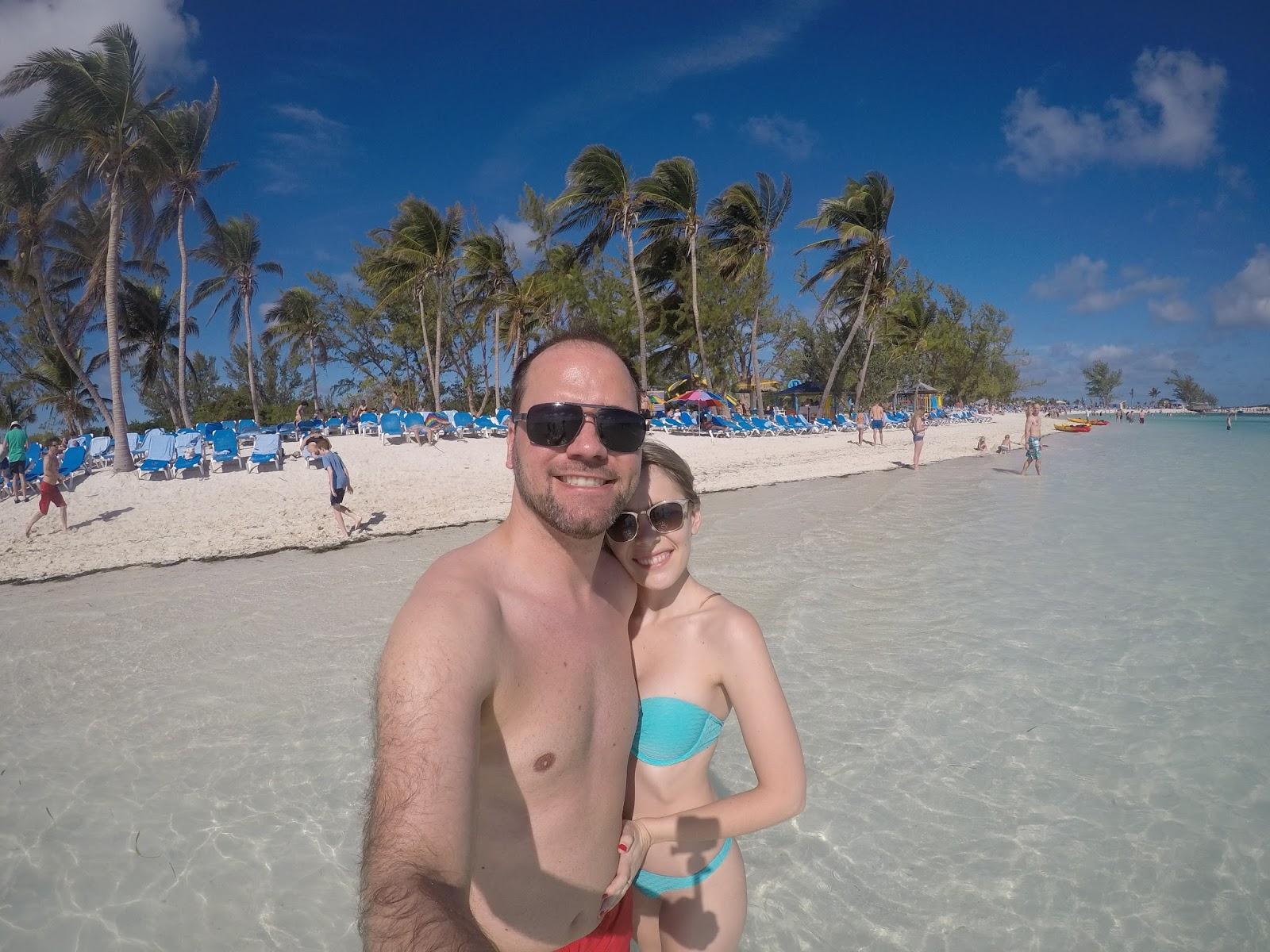 Praia-nas-Bahamas