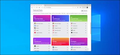 Cara mudah untuk menginstal aplikasi dengan Windows 10 Paket Manager (menggunakan Winstall)