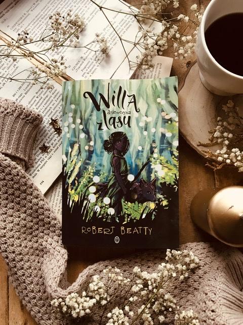 Robert Beatty, Willa dziewczyna z lasu