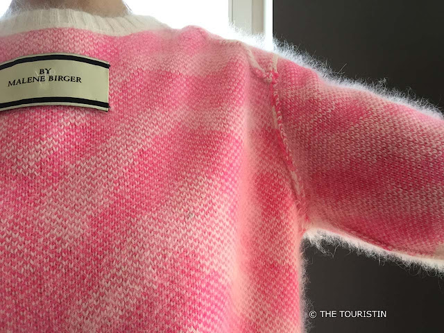 Malene Birger. Woll jumper. Fashion Revolution.