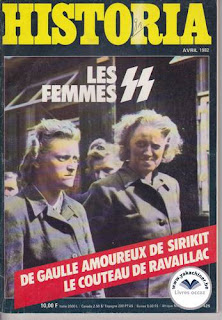 les femmes SS