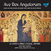 Ave Rex Angelorum - CRD
