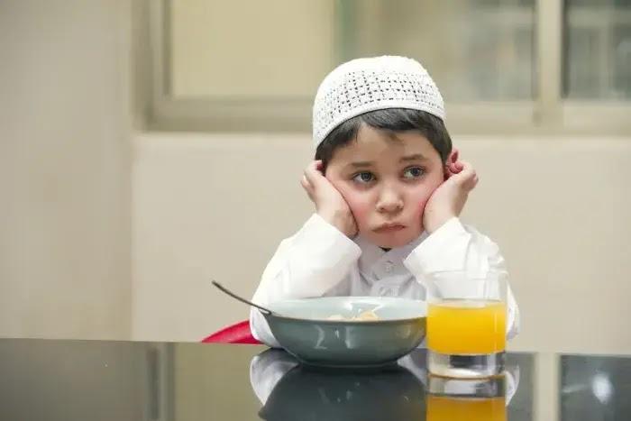 cara mengajarkan puasa pada anak sejak usia dini