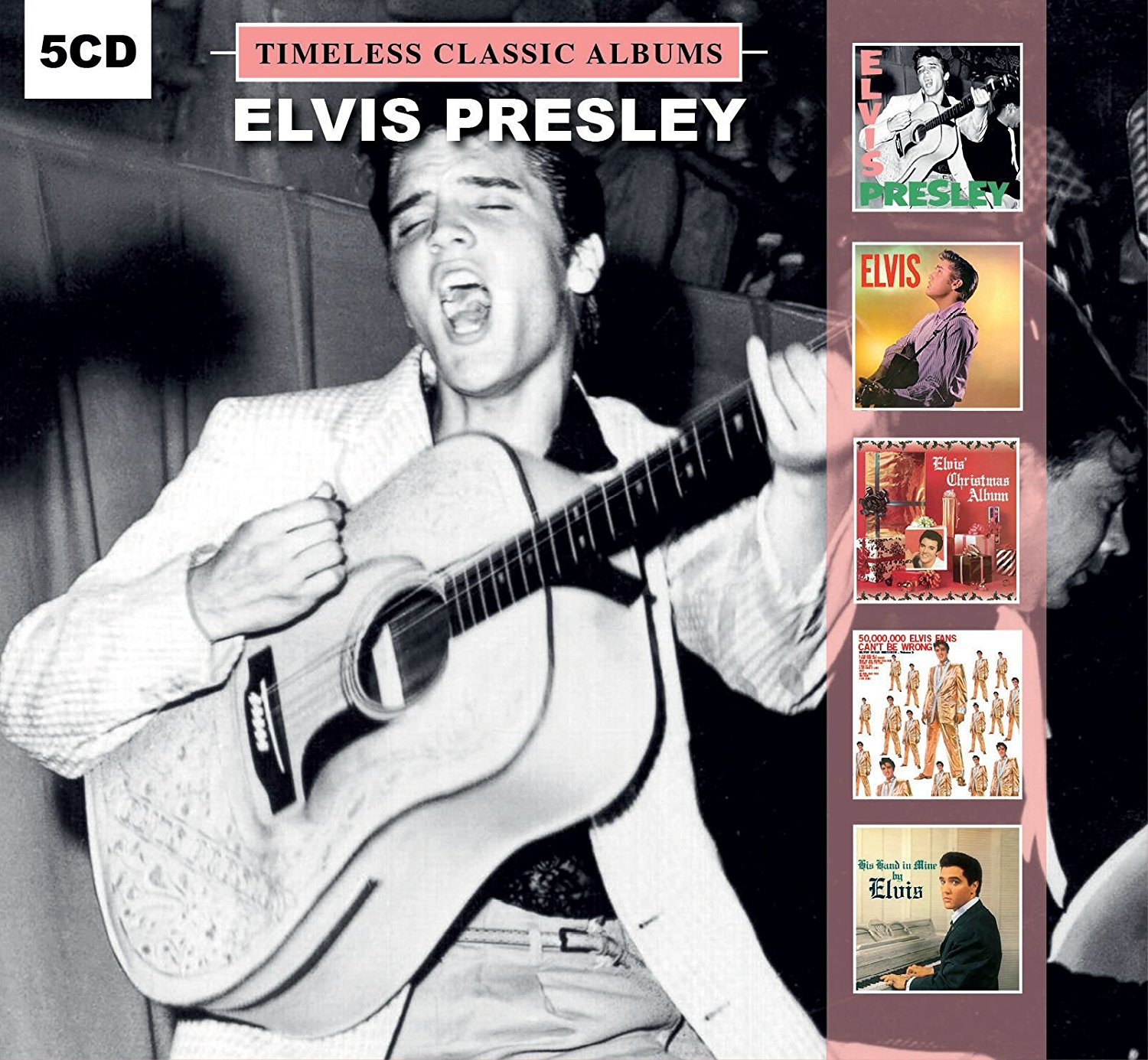Elvis Day By Day: April 28 - New Releases