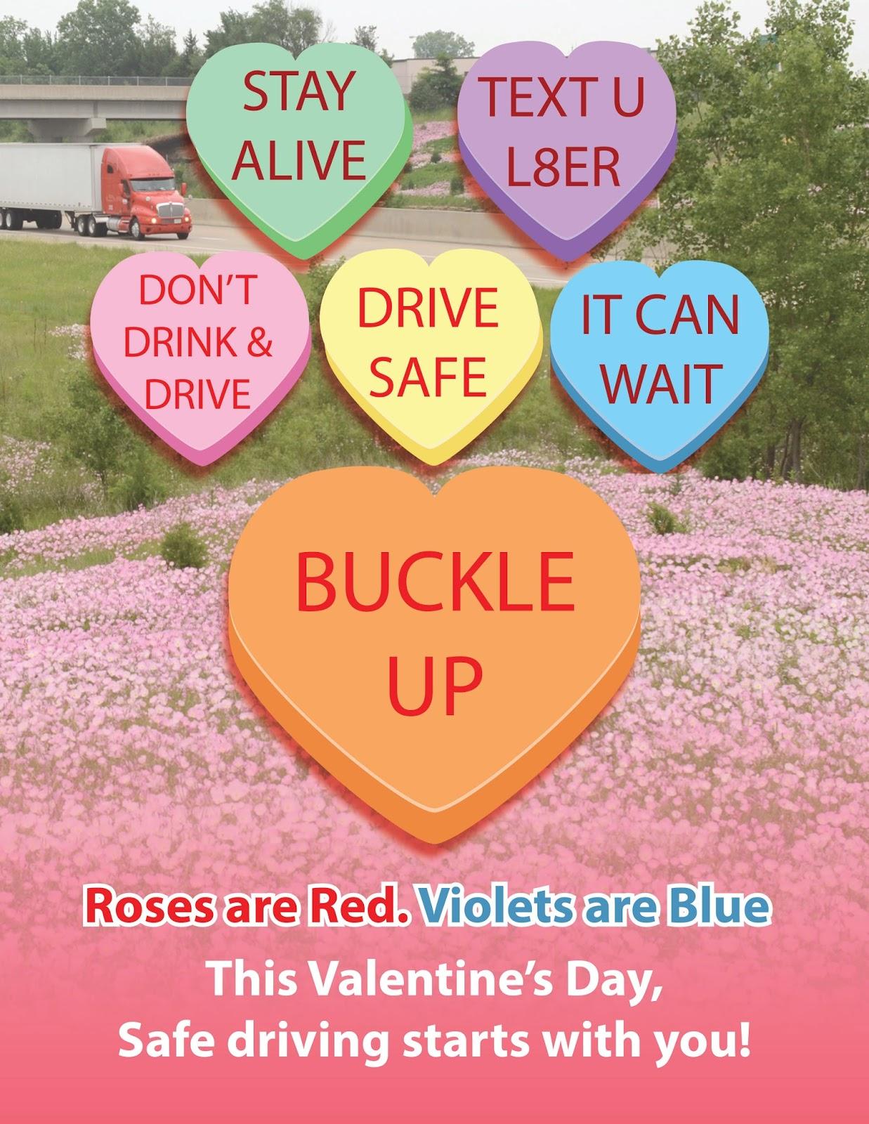 Kansas Transportation Avoid A Valentines Day Tragedy