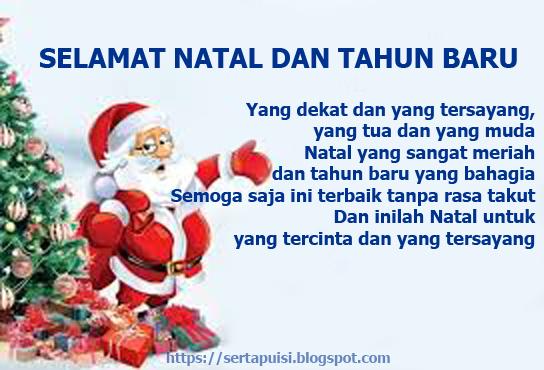 Kata Kata Mutiara Ucapan Selamat Hari Natal Terbaru Tahun